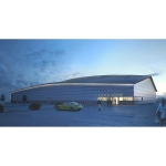Cambridge Ice Arena Cool Venues design