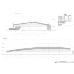 Cambridge Ice Arena drawing